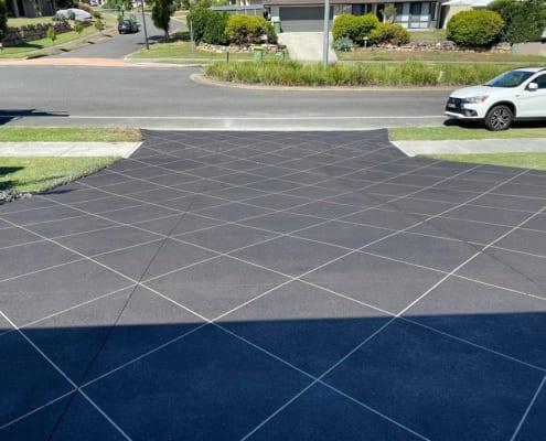 New Concrete Driveways Brisbane - Concrete Quotes, Decorative Concrete Resurfacing