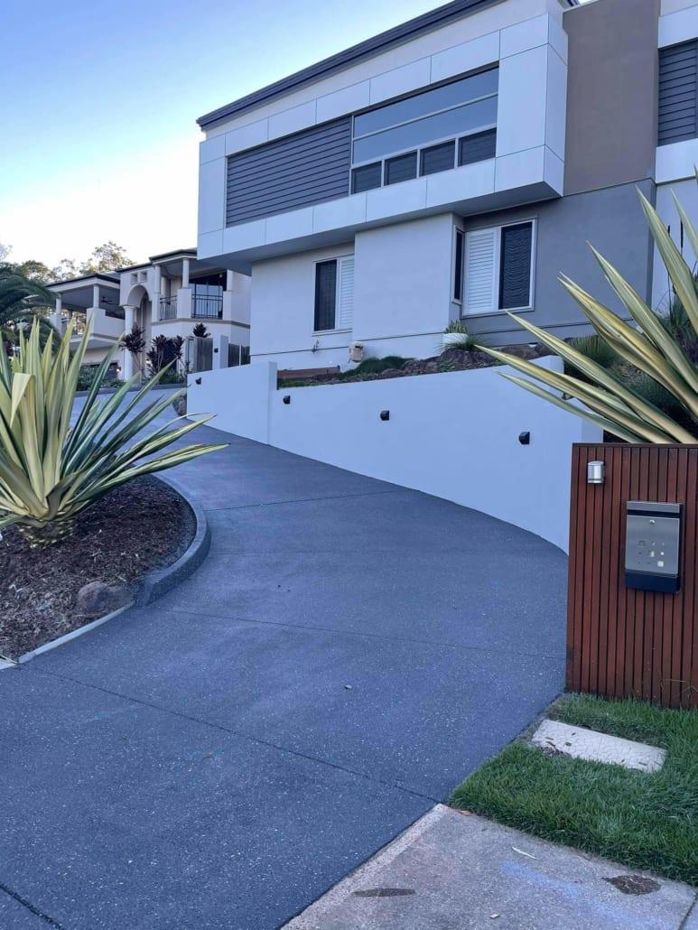 Concrete Driveways Brisbane Southside - Creative Concrete Constructions